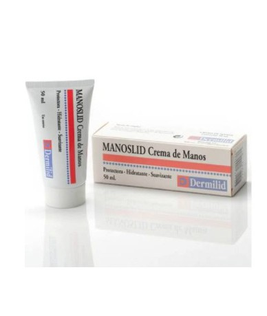 Manoslid Crema De Manos 50 ml