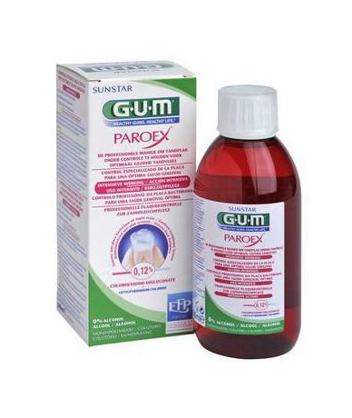 Gum Paroex Tto Colutorio...