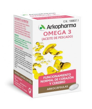Arkocaps Omega 3 Aceite De...