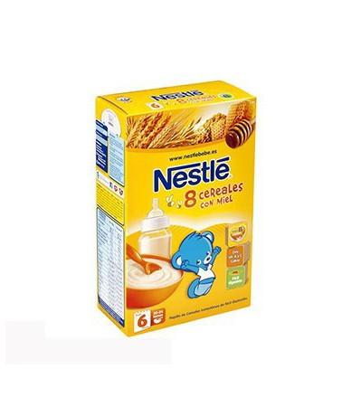 Nestle Papilla 8 Cereales...