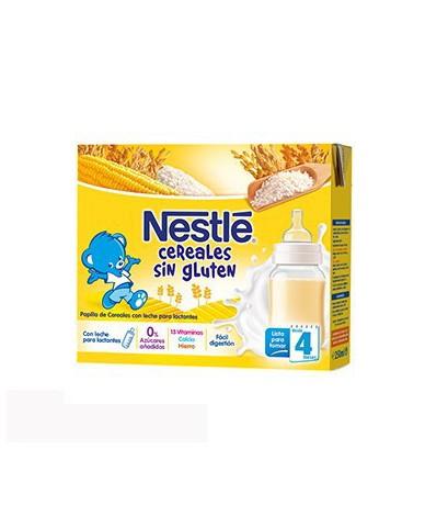 Nestle Papilla Cereales Sin...