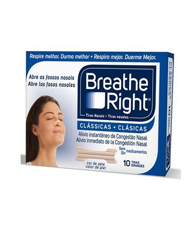 Breathe Right Tira Nasal T-...