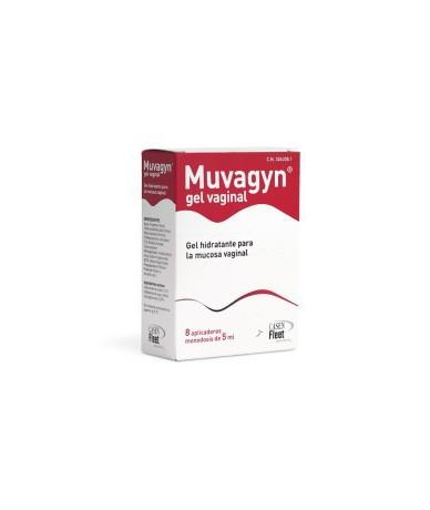Muvagyn Gel Monodosis 5 ml 8 U