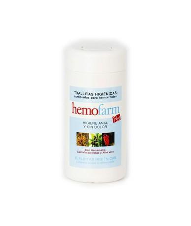 Hemofarm Plus Toallitas...