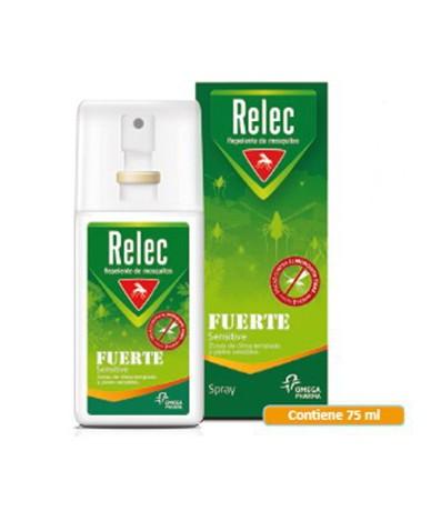 Relec Fuerte Spray Repelente