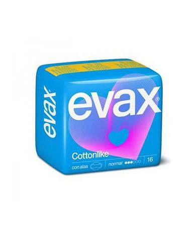 Compresa Evax Cotton Alas 16