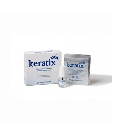 Keratix Solucion + Parches...