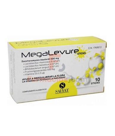 Megalevure10 Sticks