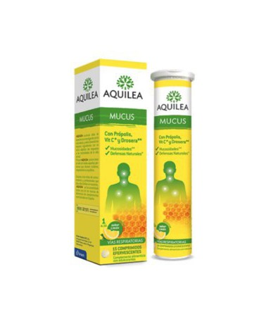 Aquilea Mucus 15 Comp Eferv