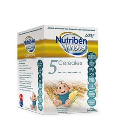 Nutriben Innova 5 Cereal 600 G