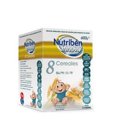 Nutriben Innova 8 Cereal 600 G