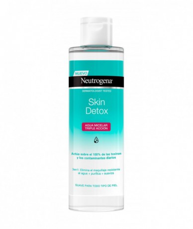 Neutrogena Detox Agua...