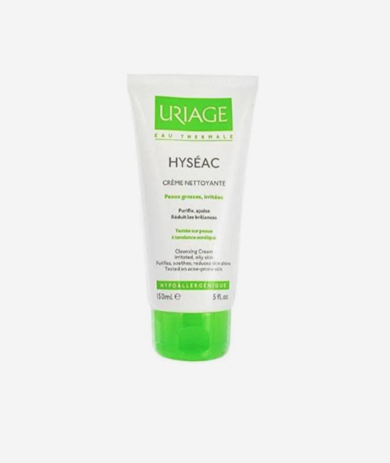 Uriage Hyseac Crema Limpiadora