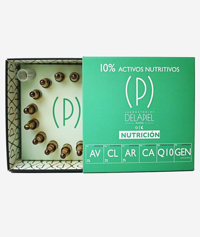 Delapiel Nutrición 10% Activos Nutritivos Aftersun