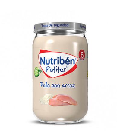 Nutriben Pollo Con Arroz...