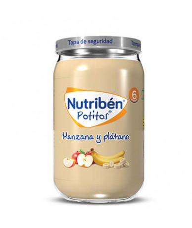 NUTRIBEN MANZANA Y PLATANO...