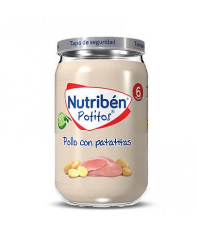 Nutriben Pollo Con Patata...