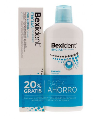 Pack Bexident Encías...