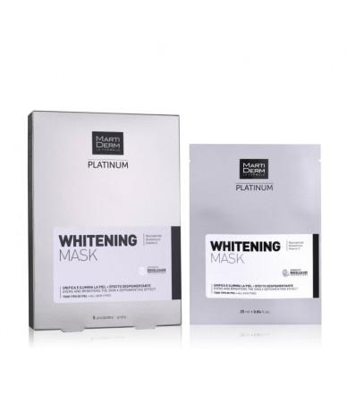 Martiderm Platinum Whitening Mask