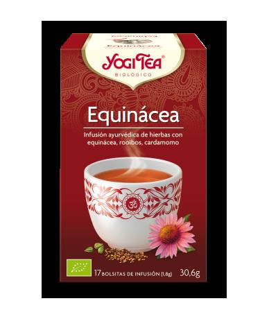 YOGI TEA EQUINACEA 17 BOLSITAS