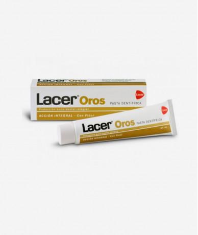 Lacer Oros Fluor Pasta 75 ML
