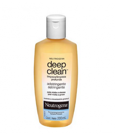 NEUTROGENA DEEP CLEAN...