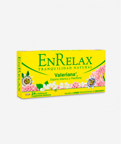 Enrelax Capsulas 300 Mg 48...