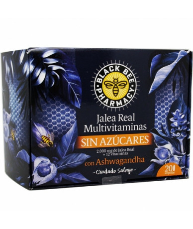 Black Bee Pharmacy Jalea...