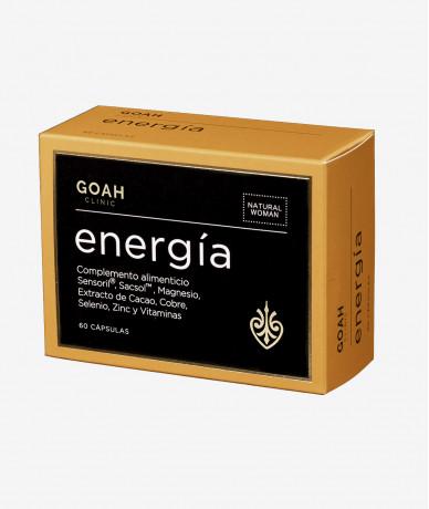 Goah Energía 60 Cápsulas