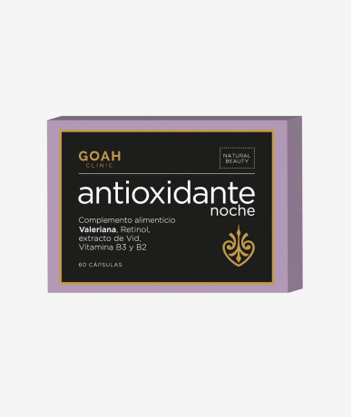 Goah Antioxidante Noche 60...