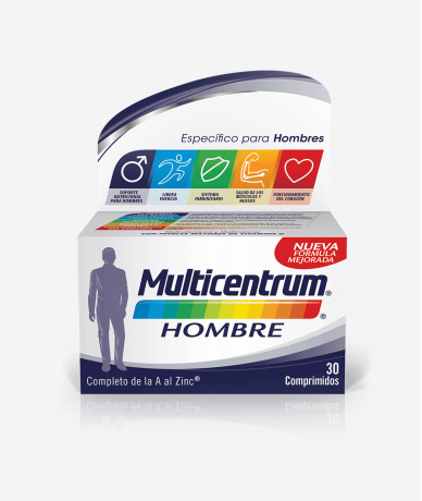 Multicentrum Hombre 30...