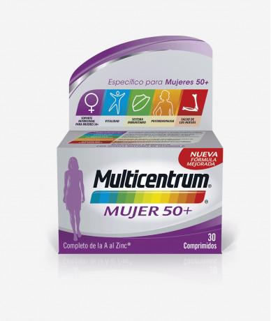 Multicentrum Mujer 50+ 30...