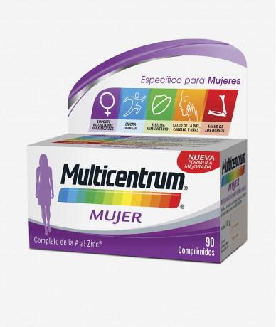 Multicentrum Mujer 90...