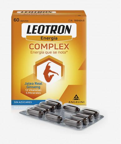 Leotron Complex Cápsulas