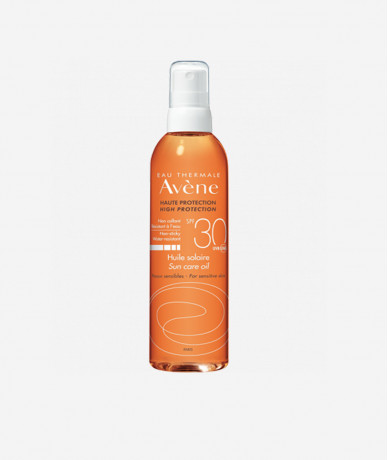 Avene Aceite Solar SPF30