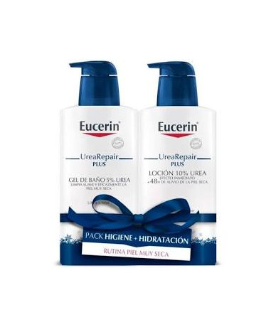 PACK EUCERIN UREA REPAIR...
