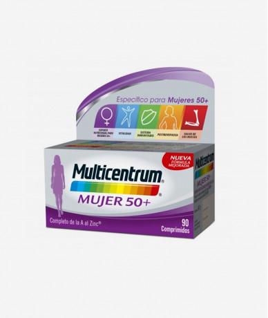 Multicentrum Mujer 50+ 90...