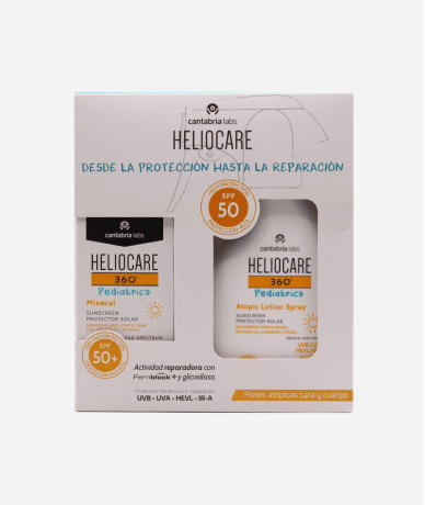 Pack Heliocare 360 SPF50...