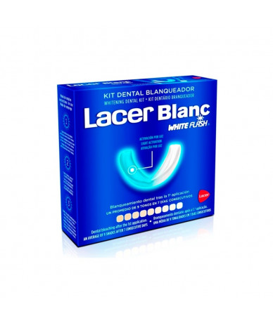 Lacer Blanc Kit White Flash
