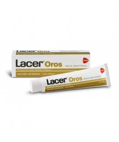 Lacer Oros Pasta Dentifrica...