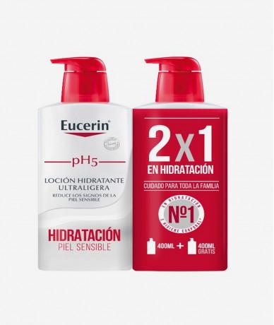 Duplo Eucerin PH5 Loción...