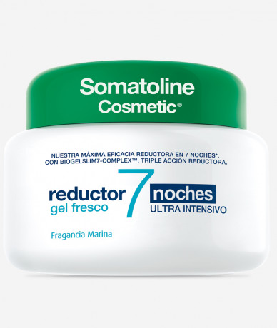 Somatoline Gel fresco...