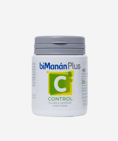 Bimanan Plus C Control 40...