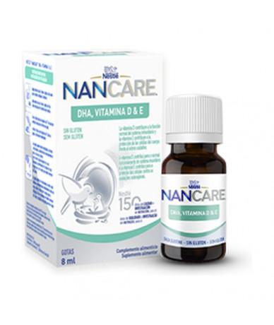 NanCare DHA Vitamina D&E...