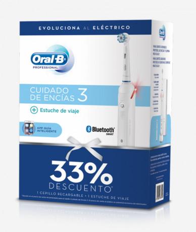 ORAL-B Pro 3 Cuidado de...