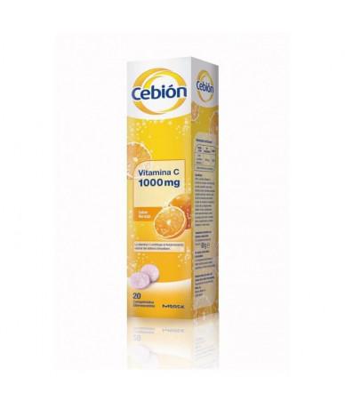 Cebión Vitamina C 1000mg 20...
