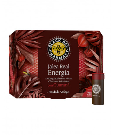 Black Bee Jalea Real...