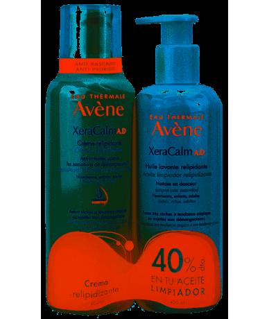 Pack Avene Xeracalm Crema +...