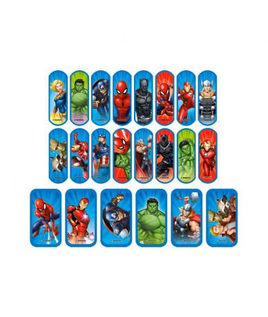 Hansaplast Marvel 20 Strips...