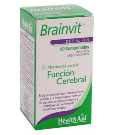 Brainvit 60 Comprimidos